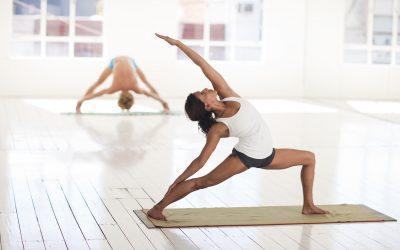 El yoga te pone en forma