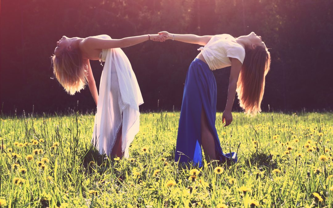 Compartir yoga