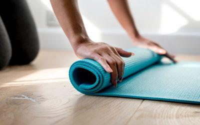 Cómo practicar Yoga en Casa  en 8 PASOS