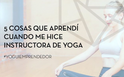 [Publicado en INSTITUTO DE YOGA]
